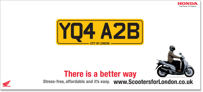 Advert layout: YQ4A2B